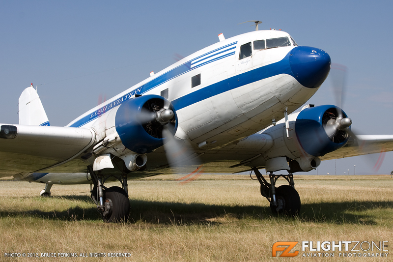 13541 ZS-CAI with Lush Aviation Titles at Rand 21 March 2012