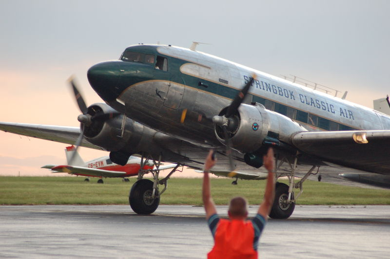 DC-3 75 anniversary 18 John Austin Williams