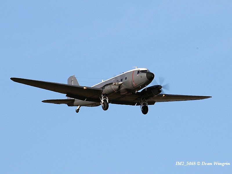 DC-3 C-47 Dakota 80th Anniversary Ysterplaat-16 SAAF 6825 IM2 5468