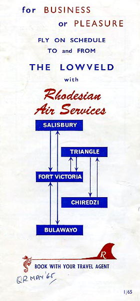 Rhodesian Air Services advert-01