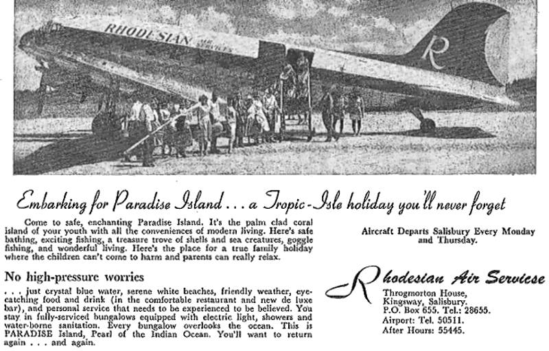 Rhodesian Air Services advert-02